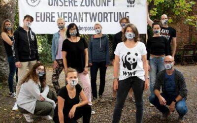 Klimastreik: WWF fordert Bodenschutzvertrag für Österreich